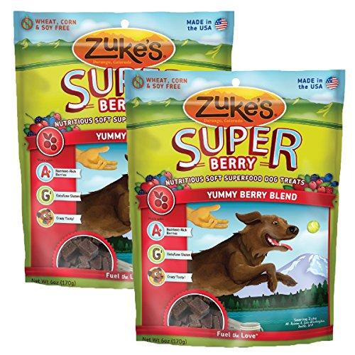 Zuke's Super Blend Superfood Dog Treats