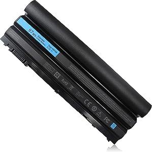 T54FJ 8858X 7FJ92 Battery for Dell Latitude E6420 E6430 E6440 E5420 E5430 E5520 E5530 E6520 E6530 E6540 Inspiron 14R 15R 17R, Fits M5Y0X T54F3 2P2MJ 312-1325 312-1165 PRV1Y NHXVW HCJWT