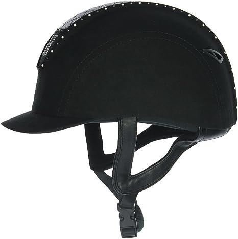 HV Polo – Casco de equitación Star Villeroy – Negro – Talla 56 cm ...