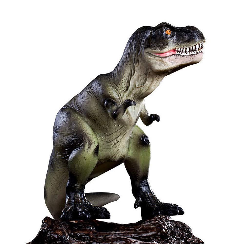 ADbox Resinic Piggy Bank Coin Storage, Money Box Dinosaur Tyrannosaurus Gifts for Children Friends, Also Ornaments for Room Decorations,Atyrannosaurus by ADbox
