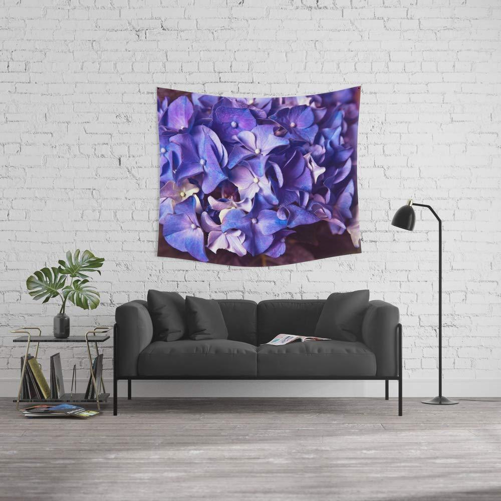 Society6 Wall Tapestry, Size Medium: 68'' x 80'', Ultra Violet Dance by captainsilva