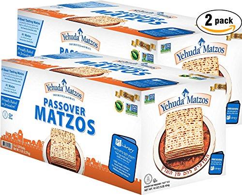 Matzo Crackers