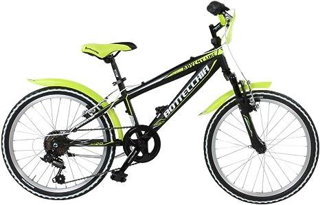50.8 cm bicicleta infantil Bottecchia 6-velocidades de amarillo: Amazon.es: Deportes y aire libre