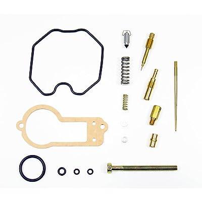 Outlaw Racing OR2536 Carburetor Carb Complete Master Repair Rebuild Kit Honda CRF230F 03-05: Automotive