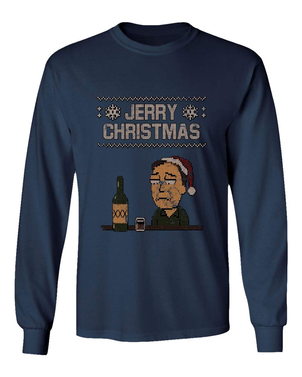 New Graphic Tee Rick Morty Shirt Jerry Christmas Graphic S Tshirt