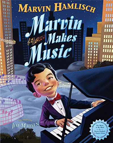 Marvin Makes Music ()