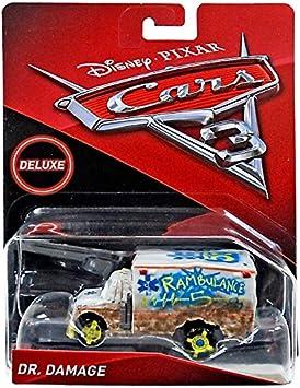 Disney Pixar Cars 3 - Dr. Damage: Amazon.es: Juguetes y juegos