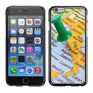 "Print Motif Coque de protection Case Cover // V00002402 Italia en correspondencia // Apple iPhone 6 6S 6G PLUS 5.5"""
