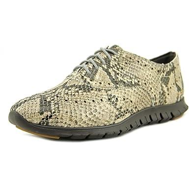 82f0c7c97679 Cole Haan Womens Zerogrand Wingtip Oxford Walking Shoe