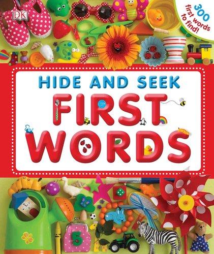 Hide Seek First Words DK product image