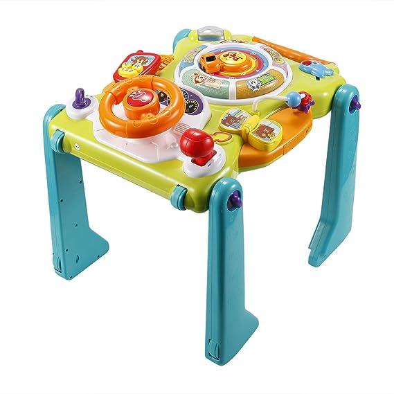 Amazon.com: NuoPeng - Andador 3 en 1 para bebé, centro de ...