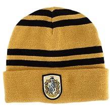 Original Harry Potter Knit Hufflepuff Beanie