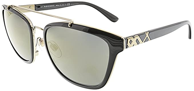 7d3951f531 Image Unavailable. Image not available for. Color  Burberry Women s BE4240  Sunglasses ...