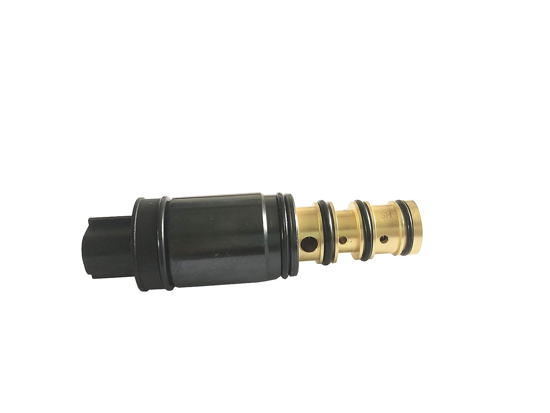 GooM AC Compressor A/C Control Solenoid Valve DENSO 5SE09C 5SE12C 6SEU16 for Toyota Camry