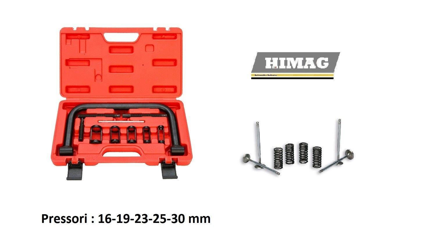 HIMAG Compressore Molle Comprimimolle Morsetto Alzavalvole Ø 16-30 MM