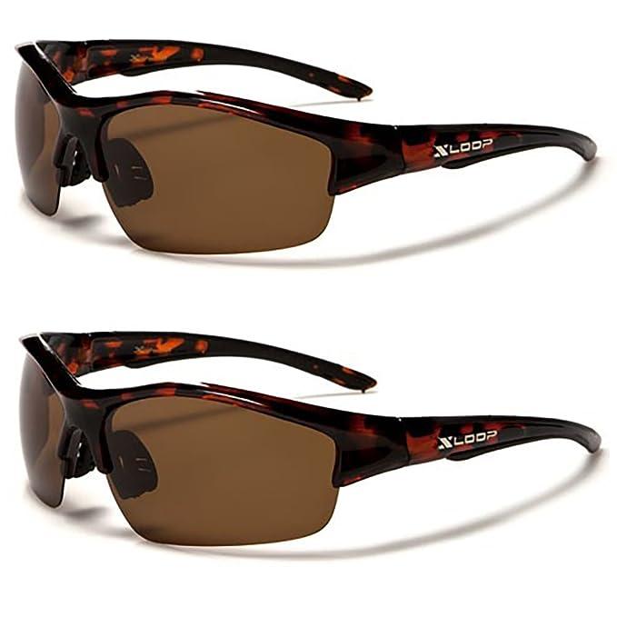 928411679f New X-Loop Sports   Fashion Sunglasses - Full UV Protection (UVA   UVB