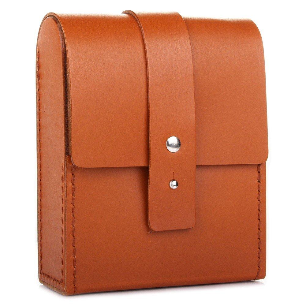 Muhle Small Handmade Leather Travel Bag