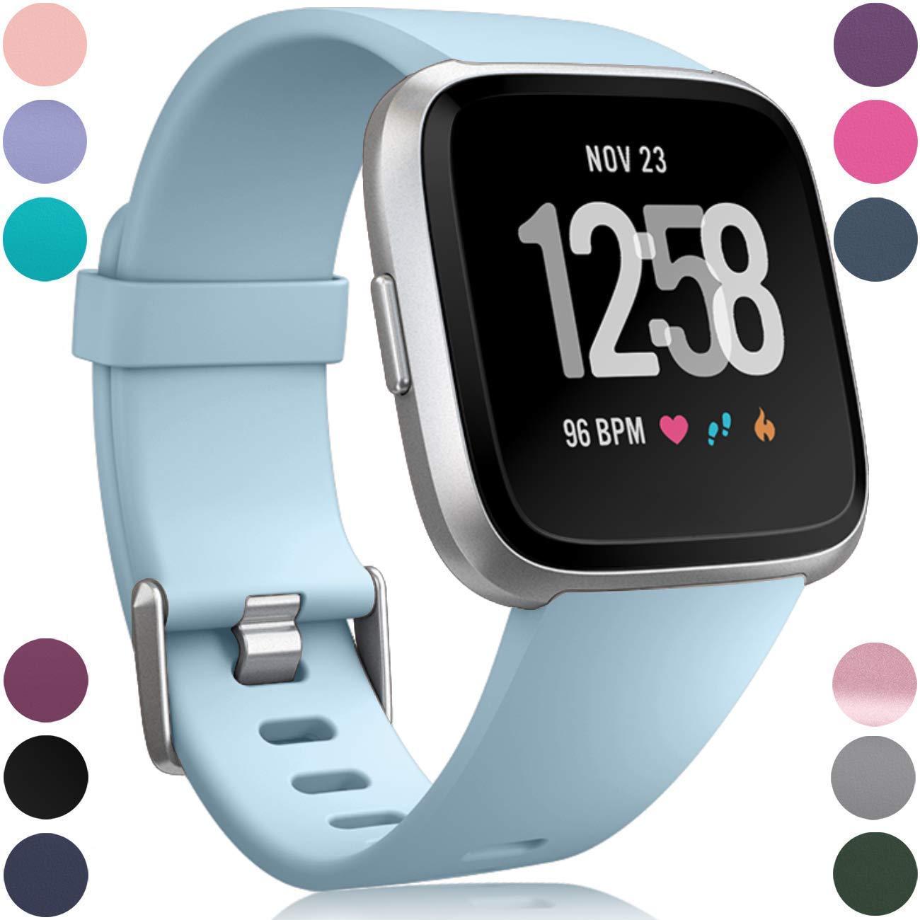 Repuesto Malla Fitbit Versa Smartwatch Y Versa Lite T (Y9T4)