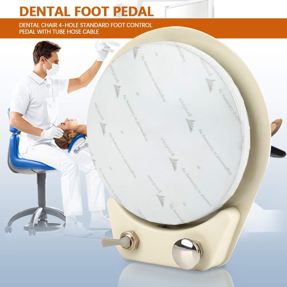 Hilitand Control de pie estándar Equipo Dental con Pedales ...