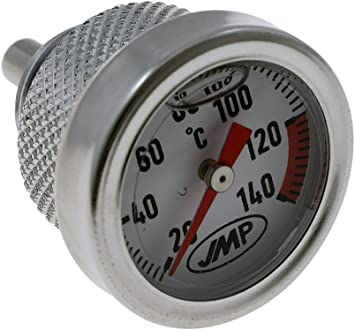 Öltemperaturmesser Ölthermometer Gewinde 20 X 2 5 Mm Nadell 15 Mm Länge 37 Mm Auto