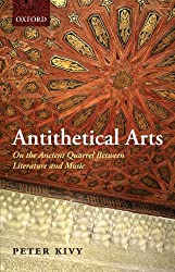 Antithetical Arts: On the Ancient Quarrel Between Literature and Music