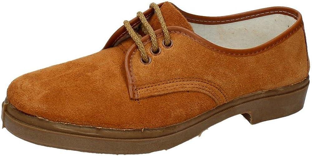 CANOS 052 Zapato Serraje Hombre Calzado Trabajo