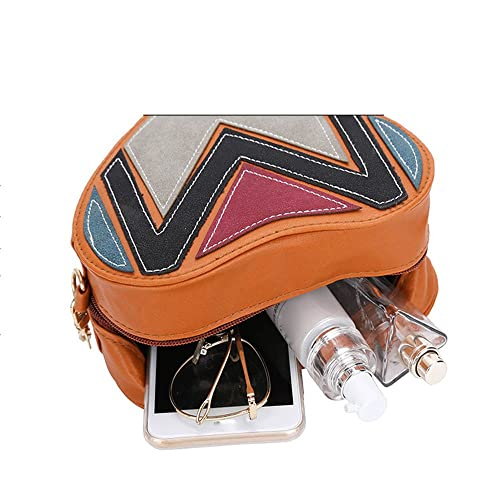 Heart-shaped Loving Hearts Chain Messenger Shoulder Mini Bag for Womens Girls Small Crossbody Bags Purse Wallet: Handbags: Amazon.com