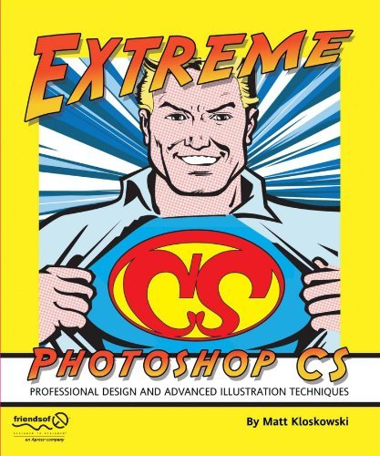 Extreme Photoshop CS by Matt Kloskowski (2005-01-05)