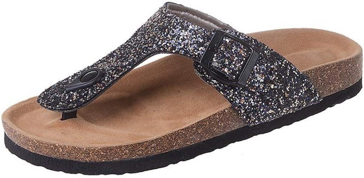 Natural Cork Sandal Summer Beach Sandals