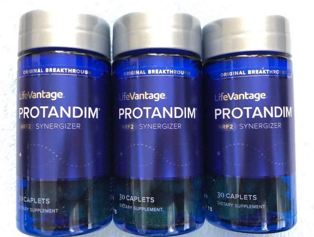 Life Vantage Protandim Nrf2 (90 Caps / 3 Bottles)