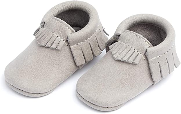 Soft Sole Leather Moccasins