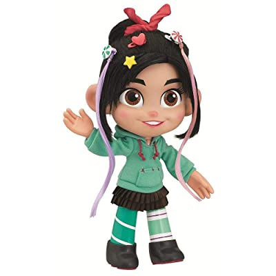 Wreck-it Ralph Vanellope Von Schweetz Talking Action Figure: Toys & Games