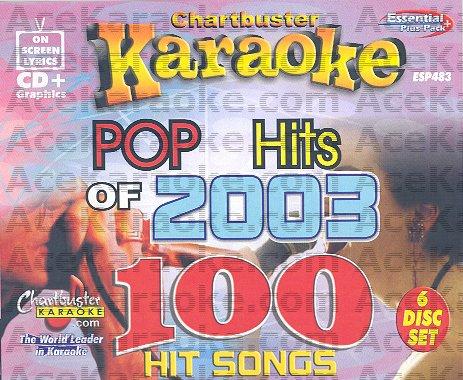 Essential Plus Pack: Pop Hits of 2003 ()