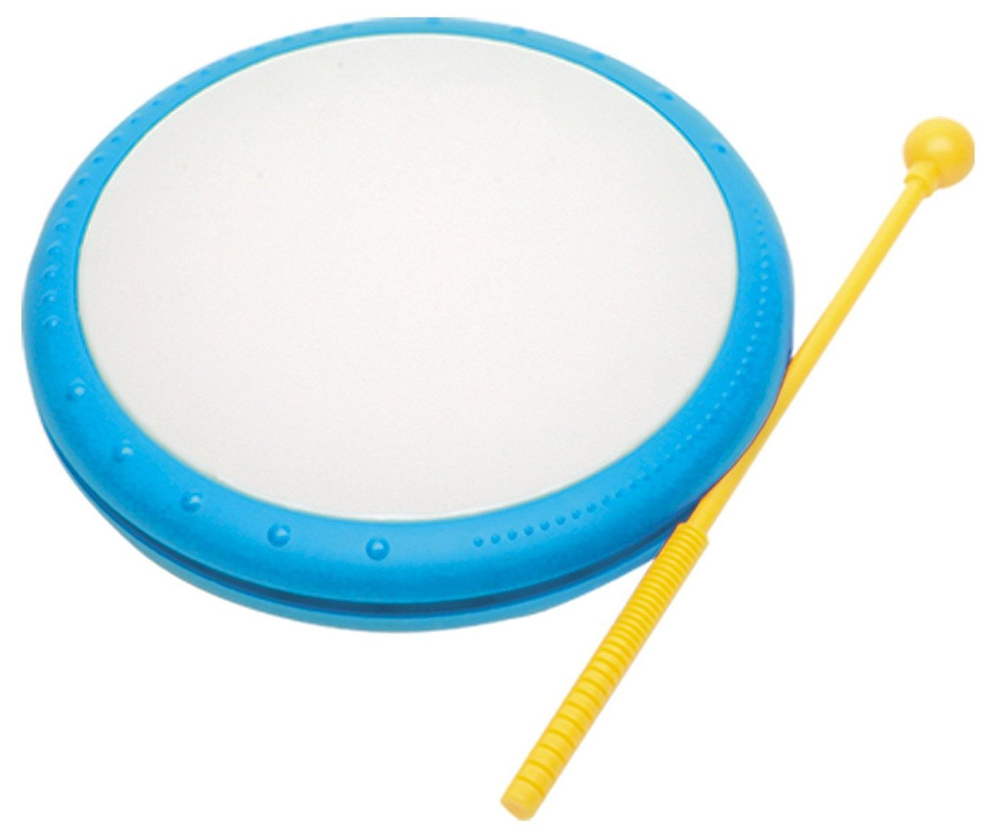 Edushape Hand Drum Musical Toy, Colours May Vary