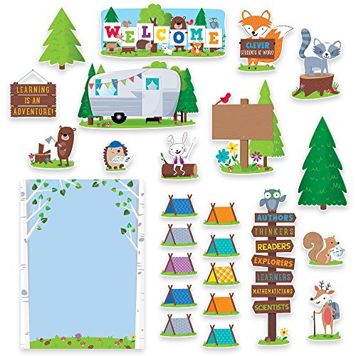 (Creative Teaching Press Woodland Friends Woodland Welcome Bulletin Board (7069))