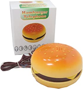 Hamburger Cheeseburger Burger Phone Telephone IN JUNO(Telephone)