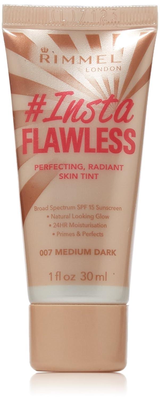 RIMMEL LONDON Insta Flawless Skin Tint Primer - Medium Dark 3614221973042