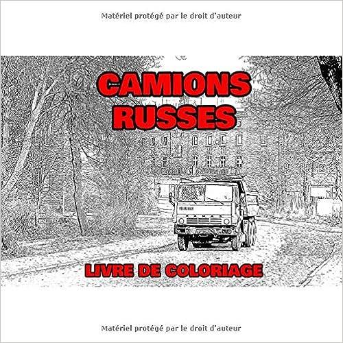 Camions Russes: Livre