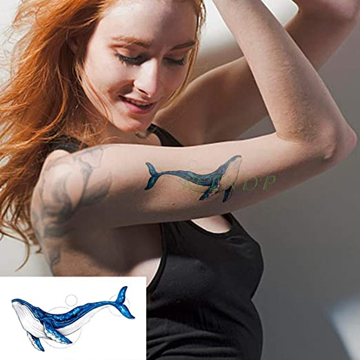 Modeganqing 15 Piezas Pegatina Tatuaje Impermeable Gato Tatuaje ...