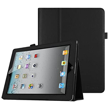 amazon com fintie ipad 2 3 4 case slim fit folio stand case smartfintie ipad 2 3 4 case slim fit folio stand case smart protective