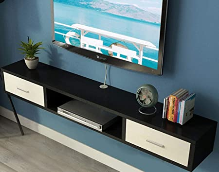 XINGPING-Shelf Dormitorio Simple y Elegante Colgar en la Pared ...
