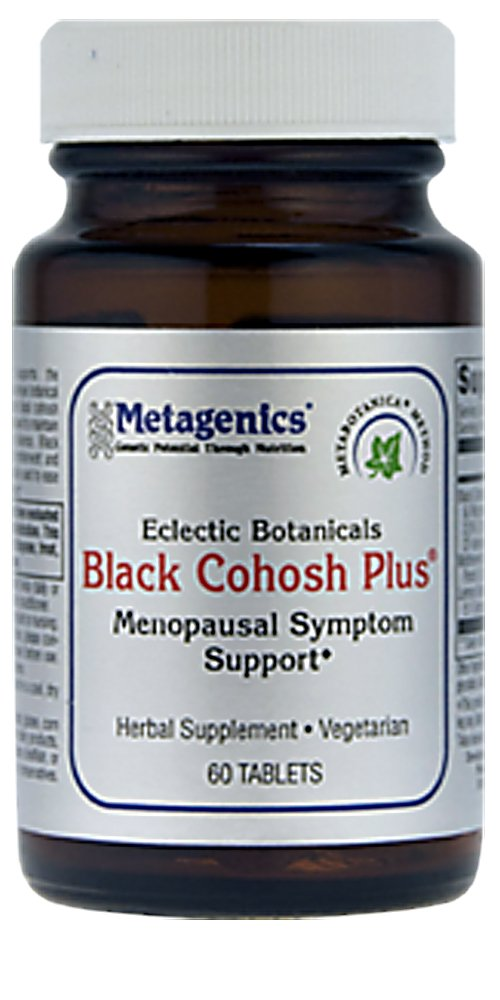 Black Cohosh Plus¨ 60 Tabs - TwinPak