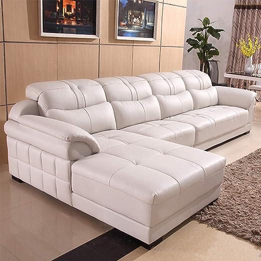 WSN Rinconera sofá,Sofá de Esquina Multifuncional Grande ...