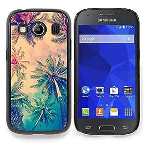 For Samsung Galaxy Ace Style LTE/ G357 Case , Soleil - Diseño Patrón Teléfono Caso Cubierta Case Bumper Duro Protección Case Cover Funda
