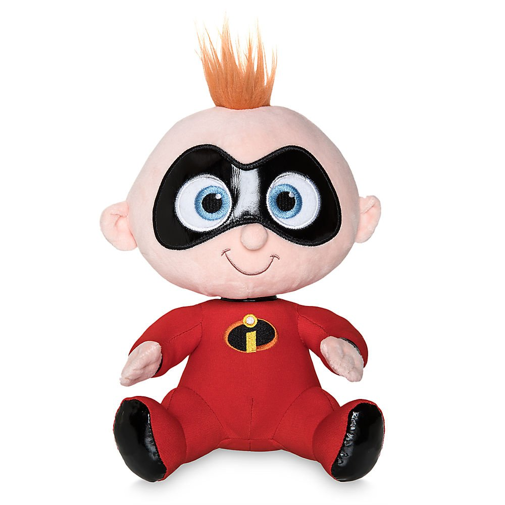 Jack-Jack Plush - Incredibles 2 - Small412307124950 Disney