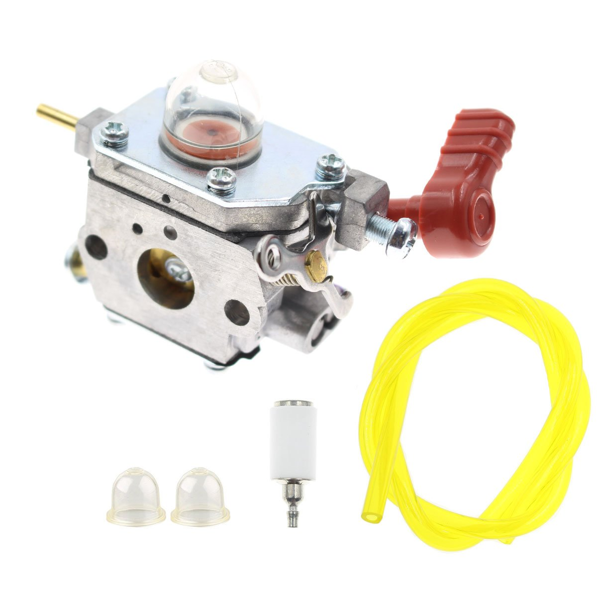 Goodeal Carburetor 753 06288 C1u P27 For Zama Craftsman Bolens 1225 Wiring Diagram Troybilt Yard Machine Trimmer Carb Garden Outdoor