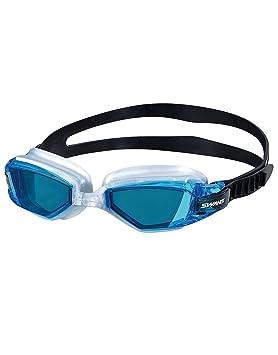 Cisnes aguas abiertas siete polarizadas gafas, azul celeste