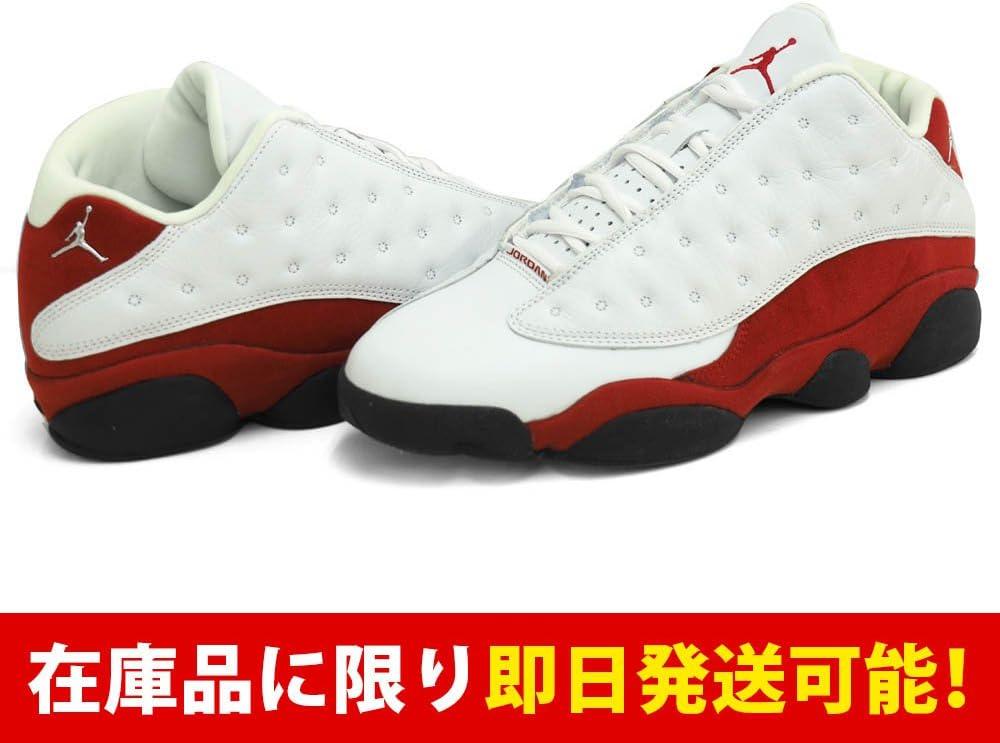 Nike(ナイキ) ナイキ/Nike エア ジョーダン 13 レトロ ロー AIR JORDAN 13 RETRO LOW (ホワイト)  US9(27cm)
