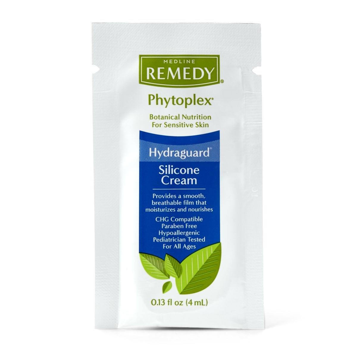 Medline Remedy Phytoplex Hydraguard Cream, 0.13 Ounce, 144 Count