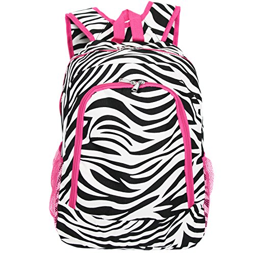 World Traveler Multipurpose Backpack 16-Inch, Pink for sale  Delivered anywhere in USA